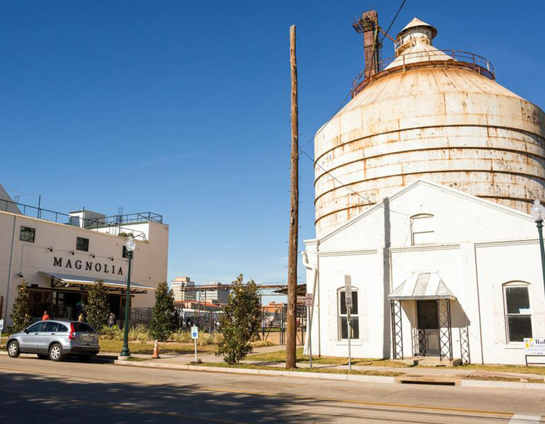 Magnolia Market in Waco, Texas